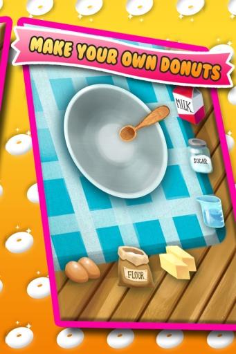我的甜甜圈店截图10