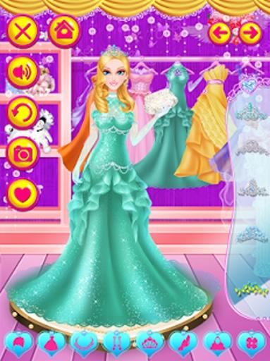 Wedding Spa Salon-Girls Games截图2