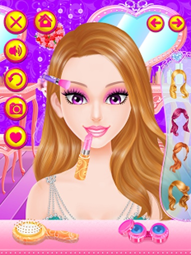Wedding Spa Salon-Girls Games截图3