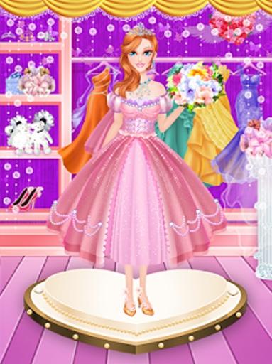 Wedding Spa Salon-Girls Games截图4