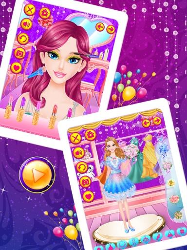 Wedding Spa Salon-Girls Games截图5