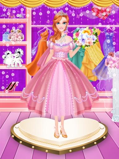 Wedding Spa Salon-Girls Games截图8