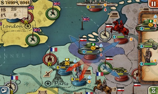 欧陆战争3 - 高清版截图2