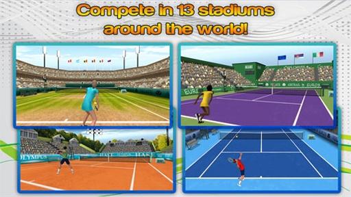 世界网球巡回赛截图1