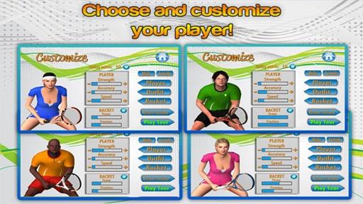 世界网球巡回赛截图4
