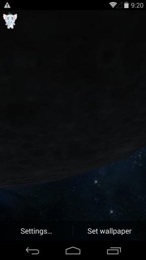 月亮-梦象动态壁纸