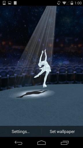 玩個人化App|3D水晶女神-梦象动态动态壁纸免費|APP試玩