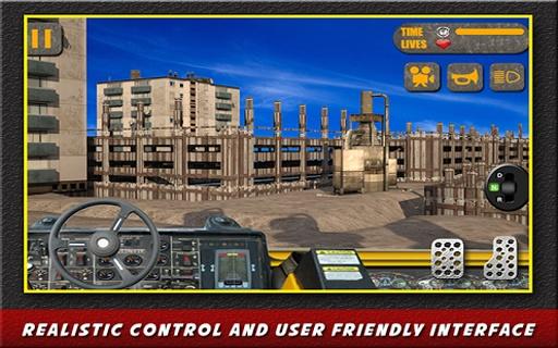 工程车模拟器