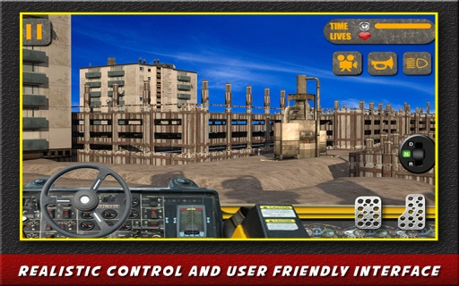 工程车模拟器截图8
