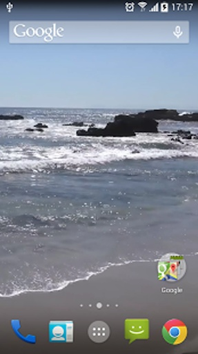 海滩真正的动态壁纸截图4
