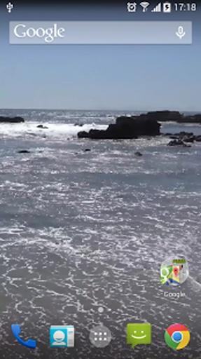 海滩真正的动态壁纸截图5