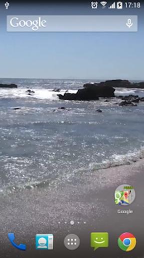 海滩真正的动态壁纸截图6