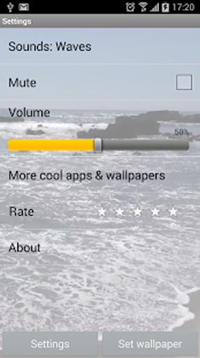 海滩真正的动态壁纸截图7