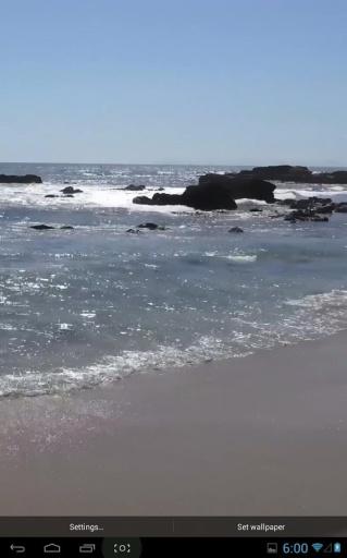 海滩真正的动态壁纸截图8