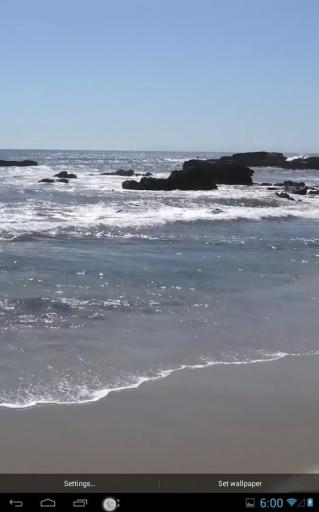 海滩真正的动态壁纸截图9