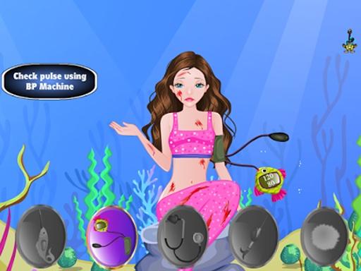 美人鱼在医生游戏截图5