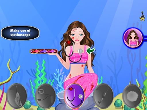 美人鱼在医生游戏截图8