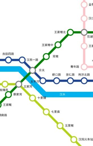 武汉地铁图 武汉地铁线路图 武汉地铁4号线 武汉地铁线路图图片