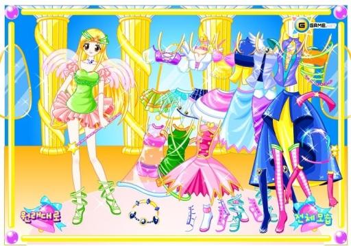 仙女装扮游戏截图10