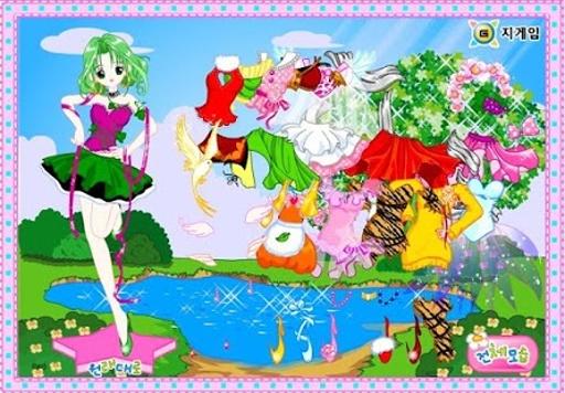 仙女装扮游戏截图2