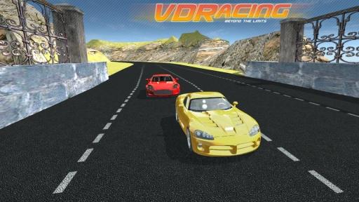 虚拟驾驶赛车
