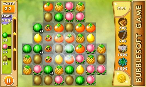 水果爆破 益智 App-癮科技App