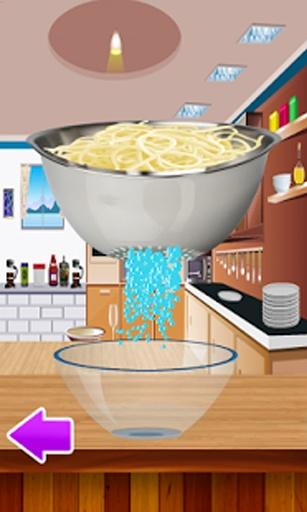 面食制作烹饪游戏