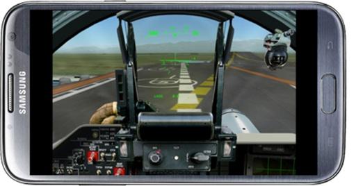 飞行的战斗机模拟器截图5