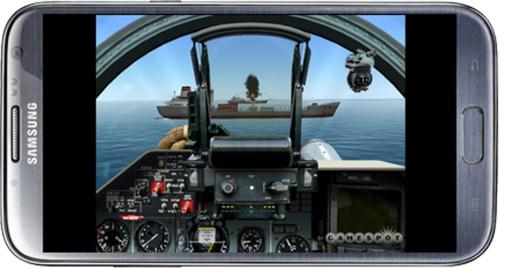 飞行的战斗机模拟器截图6