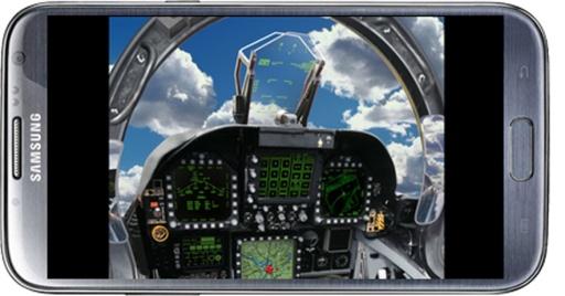 飞行的战斗机模拟器截图8