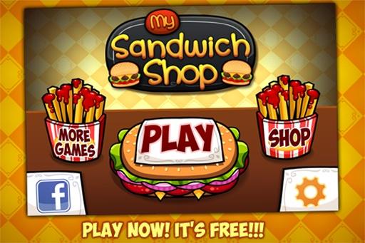 My Sandwich Shop - Kids Game截图10