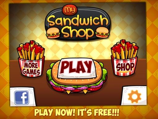 My Sandwich Shop - Kids Game截图6