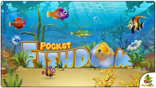 Pocket Fishdom截图2