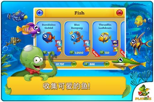 Pocket Fishdom截图5