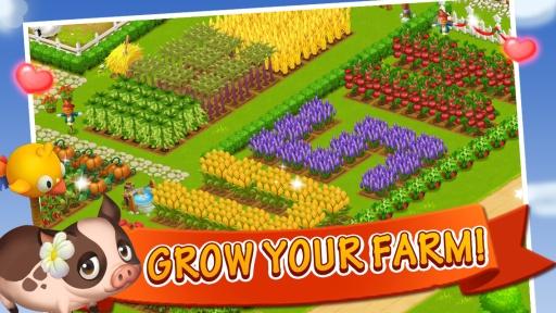 开心农场:糖果节截图3