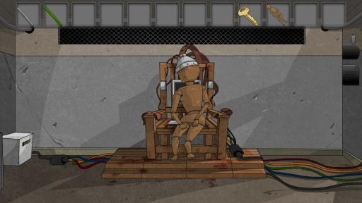 越狱 2 : 刑房之死亡证据 Escape 2 :