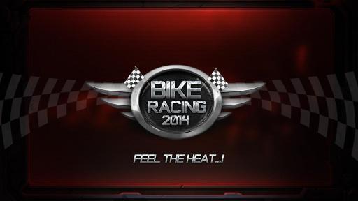 摩托车赛2014