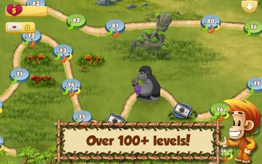 猴子香蕉大冒险截图2