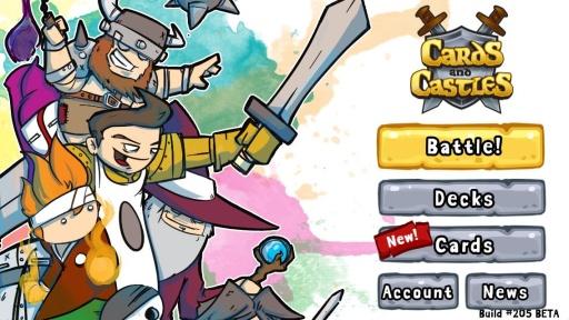 玩免費策略APP|下載卡牌城堡对抗 app不用錢|硬是要APP