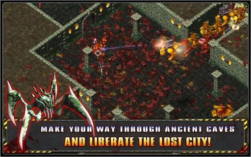 星际毁灭者-失落之城