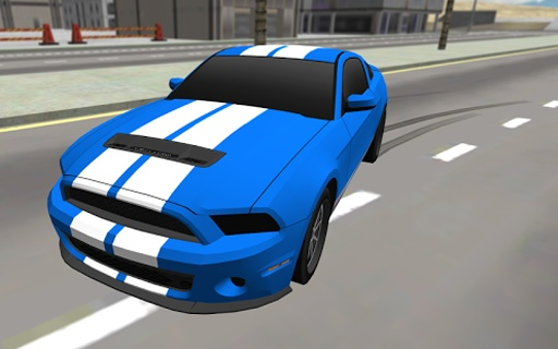 Race Car Driving 3D截图0