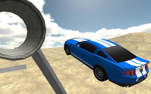 Race Car Driving 3D截图1