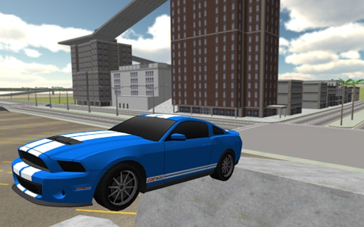 Race Car Driving 3D截图3