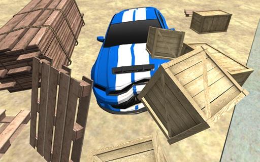 Race Car Driving 3D截图4