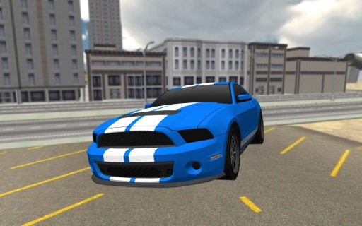 Race Car Driving 3D截图7