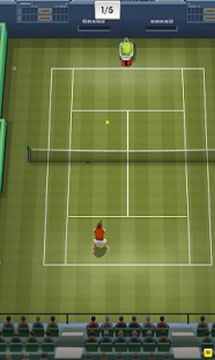 2014 网球大师截图0
