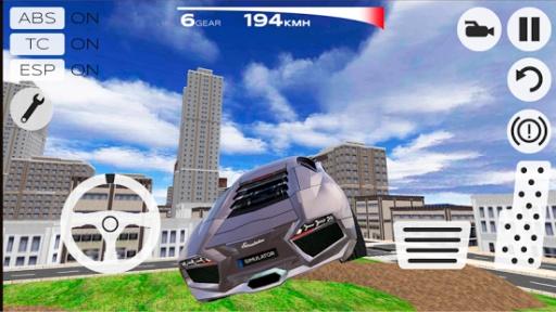 极速汽车模拟驾驶