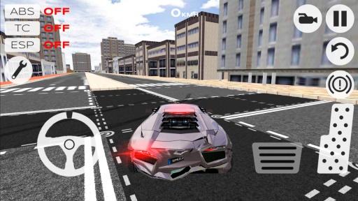 极速汽车模拟驾驶截图5