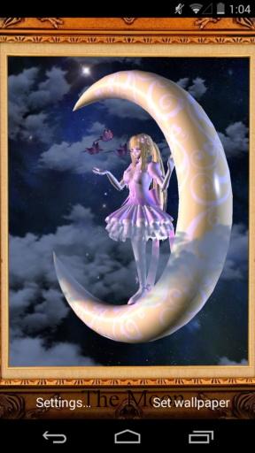 塔罗牌之月亮-梦象动态壁纸