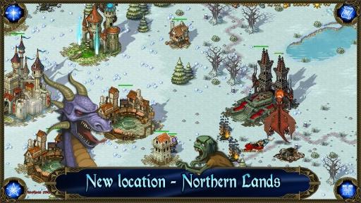 王权:北方扩张